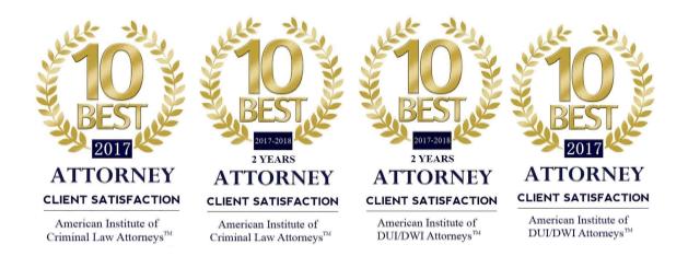 Best Alabama Criminal Defense Attorney